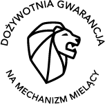 Wieczysta gwarancja na mechanizm
