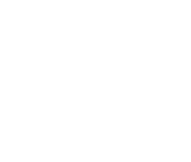 Słomki florystyczne niebieskie 8x210 (op. 100 szt)